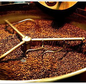 豆のブレンド・・焙煎の種類