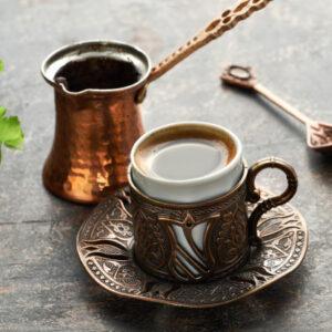 【世界のコーヒーシリーズ】~第4弾~ トルコのトルココーヒー